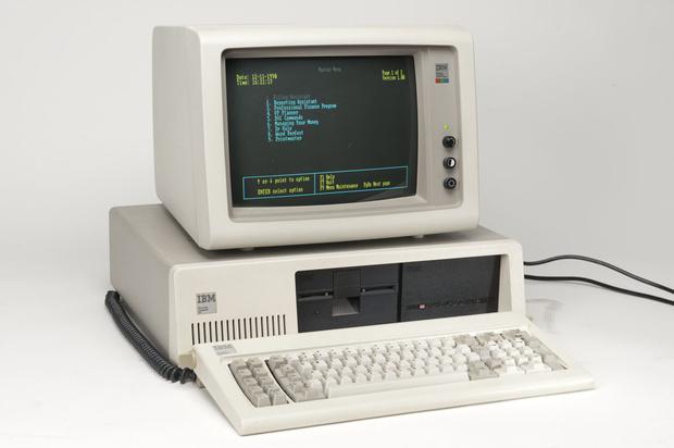 Фото №1 - Согласно статистике, использование персональных компьютеров начало уменьшаться