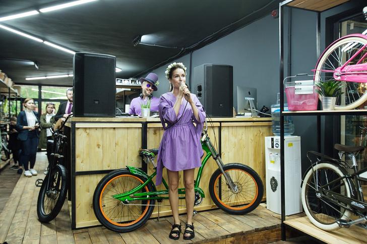 Фото №7 - Велолето с Gant и Electra: совместное мероприятие брендов в Artplay