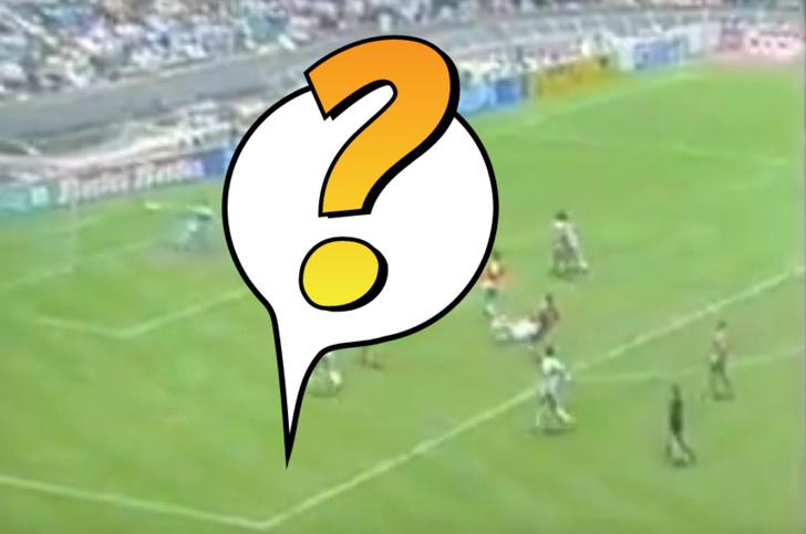 Фото №1 - Посмотри, лучший гол в истории чемпионатов мира по футболу!