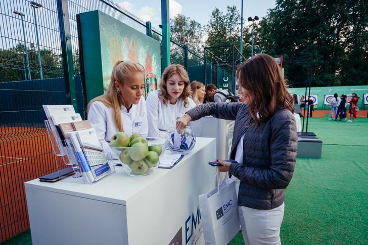Фото №3 - Состоялся первый благотворительный теннисный турнир BoscoFriendsOpen