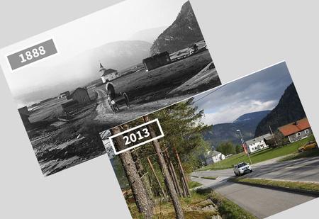 39 фотодоказательств того, как как меняется мир