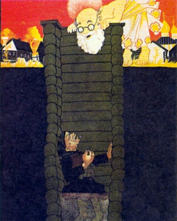 Фото №15 - Советские антирелигиозные плакаты (галерея)