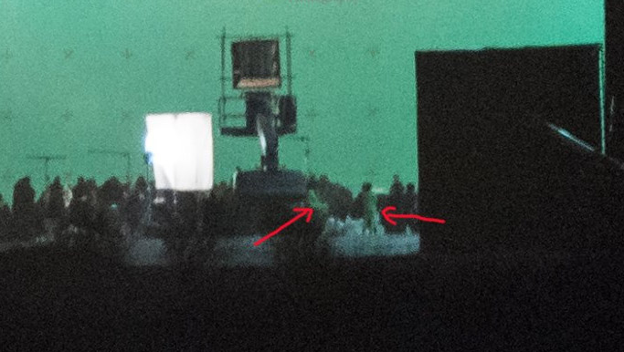 Фото №3 - В Сети появились фото со съемок армии Белых ходоков из «Игры престолов». Похоже, дела плохи!