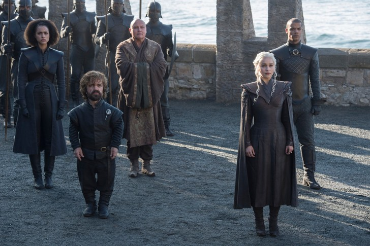 Фото №15 - Интригующие подробности и фотографии нового сезона «Игры престолов»