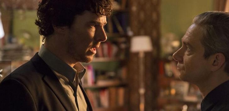 Фото №1 - Трейлер последней серии «Шерлока» и фанатские теории относительно развязки