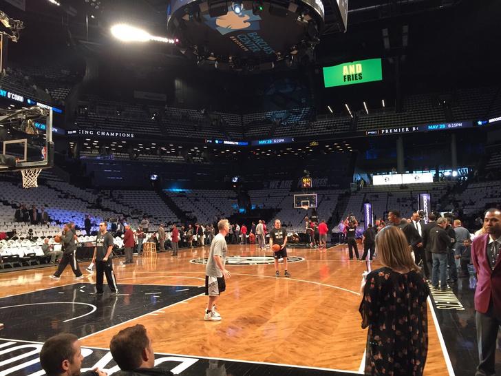 Фото №24 - Один день русского баскетболиста в НБА