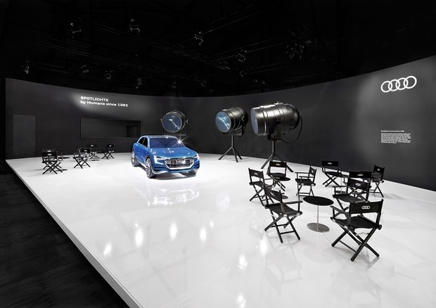 Фото №1 - Audi представила свой вариант электрического будущего