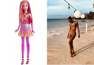 Флешмоб «Ноги Барби» — лучшее, что происходило с соцсетями этим летом!