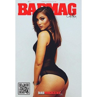 Hey everyone time to win another cover with @beyondxselfish @bad.mag #badmagcovercontest2 All likes and Repost count as votes so everything helps thank you for your support | Model: @gabbifariasx