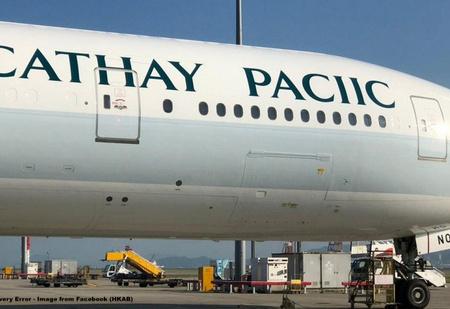Авиакомпания сделала ошибку на ливрее самолета, но не растерялась