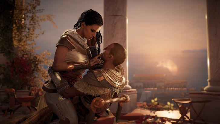 Фото №4 - Экскурсия в Древний Египет: как из игры Assassin's Creed Origins делают виртуальный музей