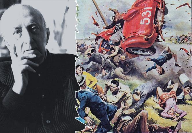 Картинки с катастрофами Вальтера Молино заставят любого поежиться!