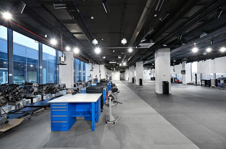 Фото №5 - Hyundai открывает новый учебный центр в России