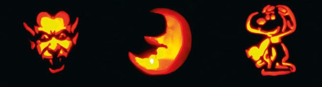 Как посеять страх и ужас среди участников хэллоуинской вечеринки