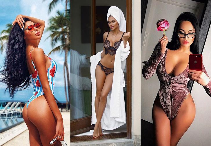 Фото №1 - Самые популярные в «Инстаграме» российские модели