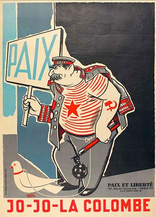 Фото №15 - 24 исторических плаката с антисоветской агитацией