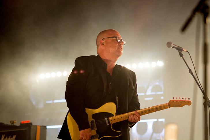 Фрэнк Блэк, вокалист бостонской группы Pixies