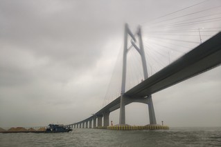 Поездка по самому длинному в мире мосту (ВИДЕО для медитации)