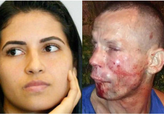 Грабитель напал на девушку, но она оказалась бойцом UFC