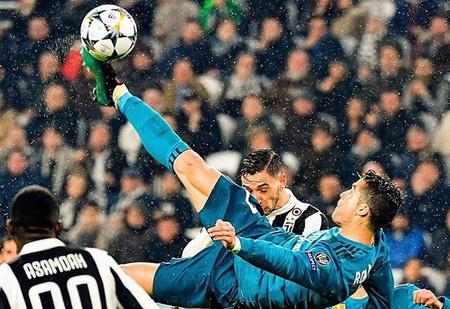 А-а-а! Что творит Роналду! Лучший гол в истории мирового футбола?