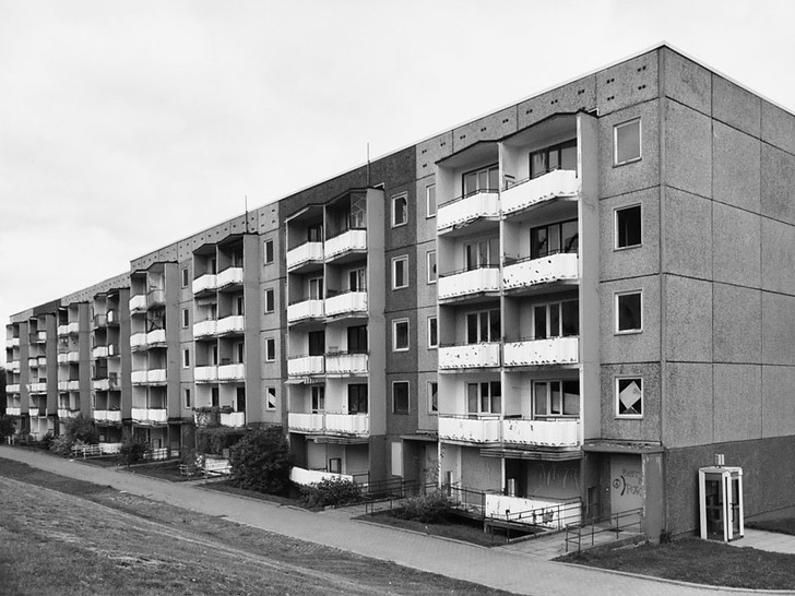 Фото №10 - Как сейчас выглядят хрущевки времен СССР в Германии