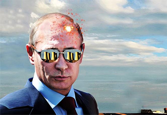 Фото №1 - Песня о Путине получила премию «Грэмми»