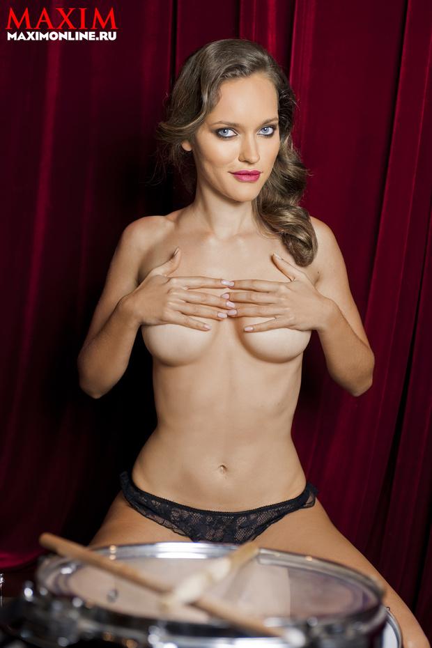 Алия Азаматова, модель