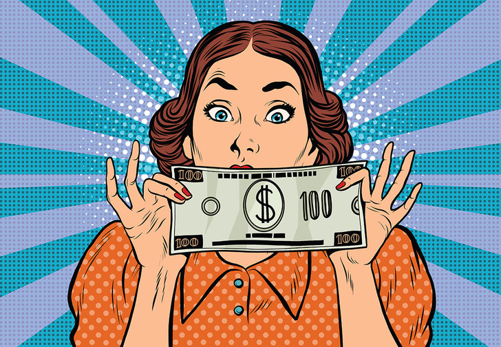Фото №1 - Счастливица сорвала джекпот в $560 миллионов, но отказывается получать выигрыш! И ты не поверишь почему