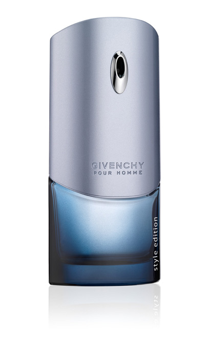 Фото №1 - GIVENCHY POUR HOMME BLUE LABEL