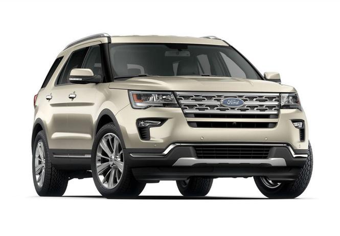 Ford Explorer обновился и… подешевел. Так вообще бывает?