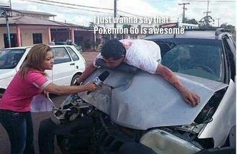 Фото №17 - Лучшие шутки об игре Pokemon GO, которая захватила мир