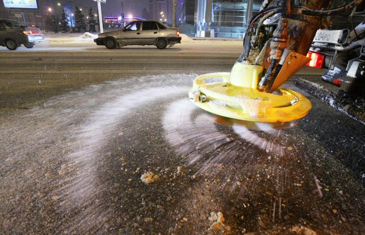 Фото №2 - Почему мыть машину зимой не просто можно, а нужно