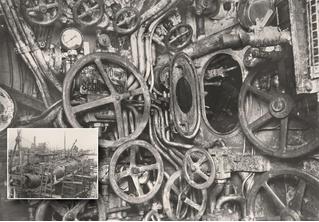 Как это выглядело: немецкая субмарина Первой мировой внутри и снаружи