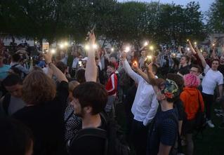 «Власти должны слушать народ»: Екатеринбург протестует против строительства храма
