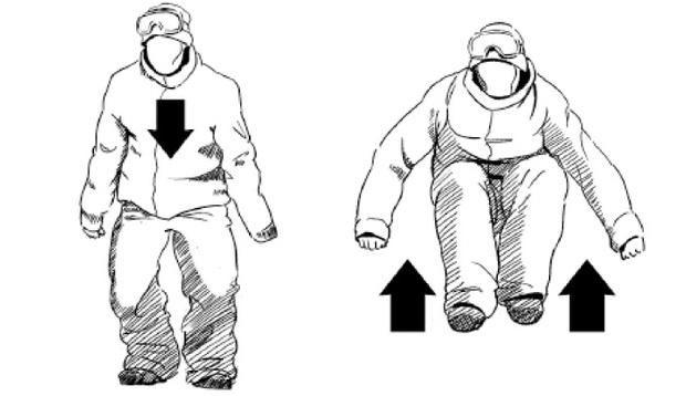 Фото №3 - Как правильно делать разминку лыжникам и сноубордистам
