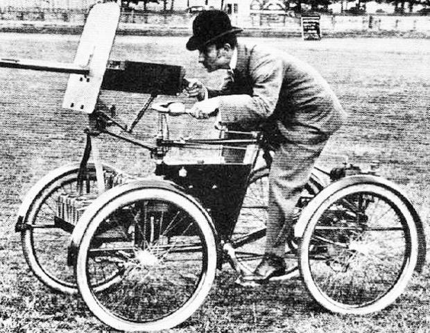 Фото №12 - Непридуманная история велосипедных войск