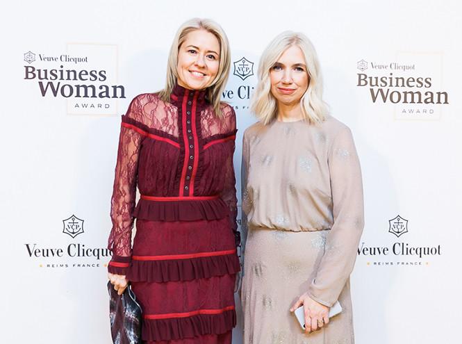 Фото №2 - Награда Veuve Clicquot Business Woman Award нашла свою бизнес-вуман!