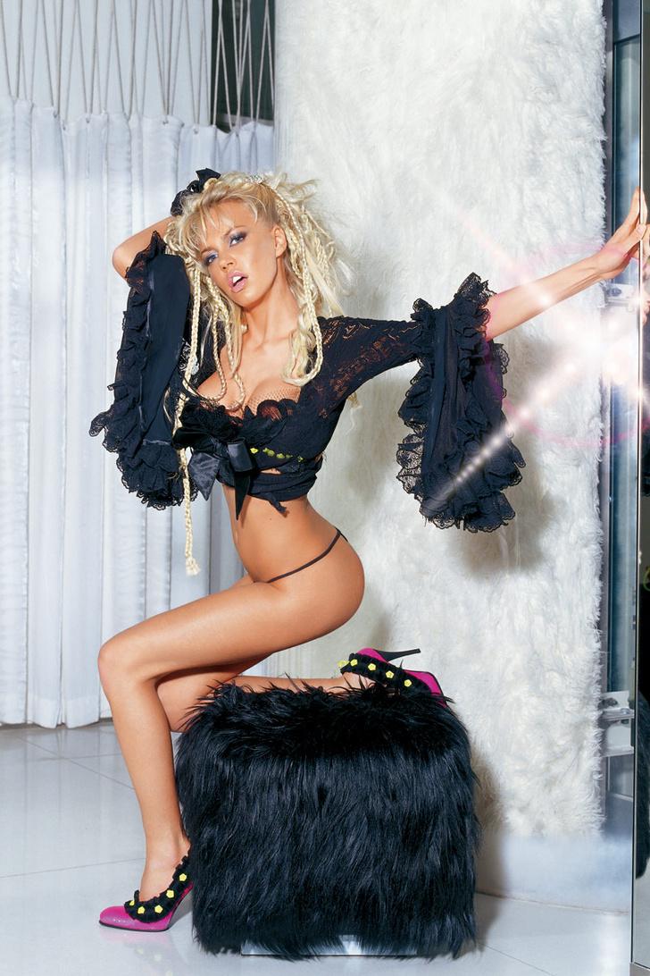 Виджей канала МУЗ-ТВ и ведущая программы «10 Sexy» Маша Малиновская