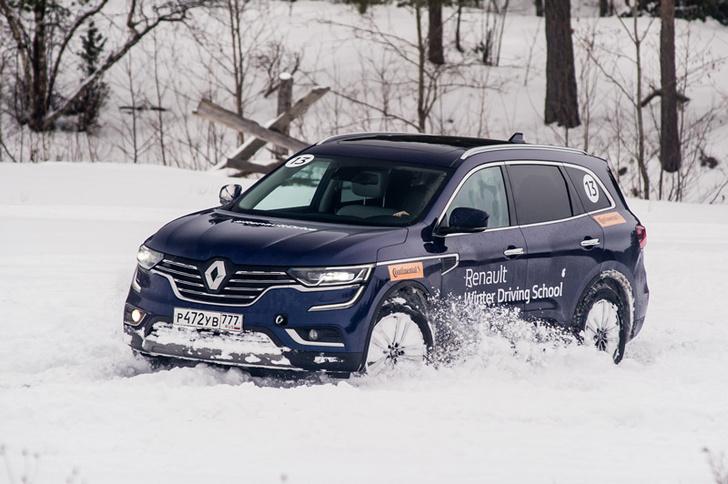 Фото №11 - Renault Koleos для России засветился до премьеры
