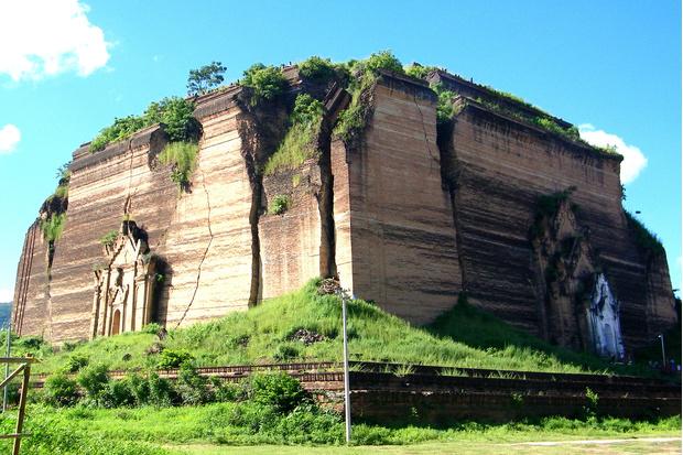 Фото №2 - Идеи для отпуска: Мингун-Пайя, Мьянма