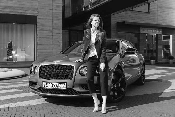 Фото №4 - Cамый быстрый четырехдверный Bentley в истории — Flying Spur W12 S
