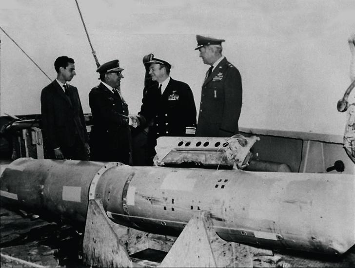 Фото №6 - 5 случаев, когда военные случайно теряли атомные бомбы