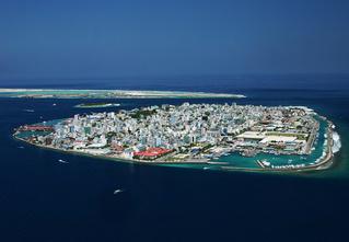 Мале — единственная столица в мире, состоящая из четырех островов
