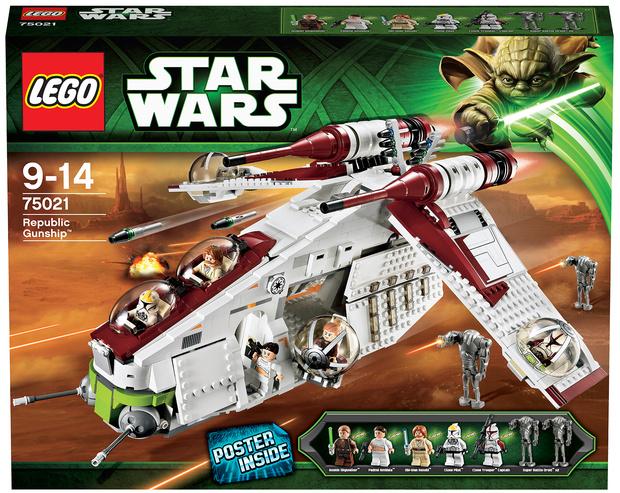 Фото №8 - Набор LEGO Star Wars выиграть должен ты
