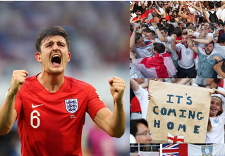 Что значит выражение «It's coming home» — главный мем британских фанатов на ЧМ-2018!