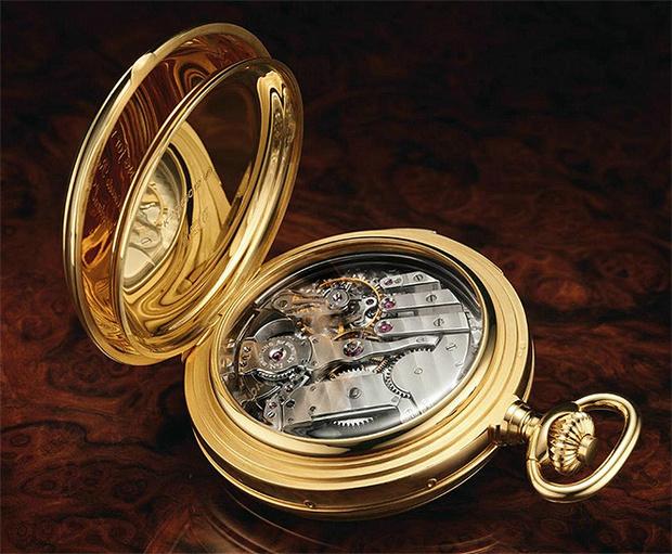Фото №11 - 10 самых дорогих часов