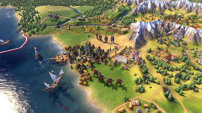 Фото №3 - Всё о будущей игре Civilization 6