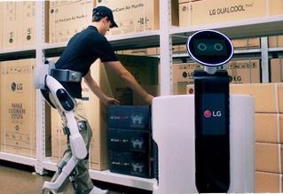 LG выпустила модные робоштаны (видео)