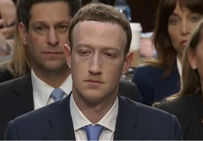 Мемы и шутки о выступлении Марка Цукерберга перед Конгрессом США
