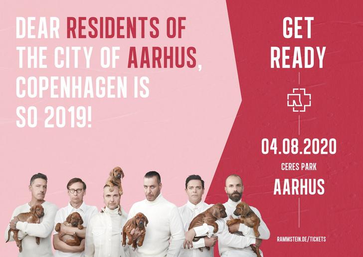 Фото №7 - Rammstein выложили ироничные плакаты к своему концертному туру